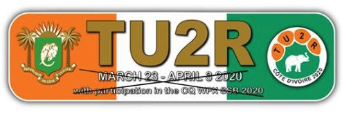 TU2R logo